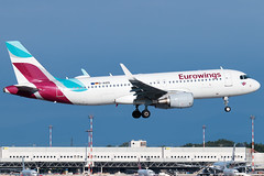 Eurowings Airbus A320-200 D-AIZS | Milano - Malpensa (MXP-LIMC) | 31st May 2019 (Brando Magnani) Tags: