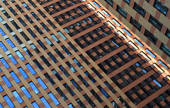 New Tetris (YIP2) Tags: window windows facade abstract minimal minimalism simple less line linea detail pattern lines geometry design architecture building repetition diagonal