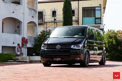 VW T5 Transporter - Vossen Hybrid Forged VFS-1 Wheels - © Vossen Wheels 2018 - 1068 (VossenWheels) Tags: sogasoutherngardasee vossen vosseneurope peschiera peschieradelgarda sdobbins soga samdobbins southerngardasee t5transporter vfs1 vw vwt5 vwt5wheels vwtransporterwheels