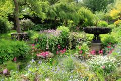 York Gate, Leeds Uk (1) (robin denton) Tags: gardendesign gardens garden yorkgate adel leeds westyorkshire niksoftware glow