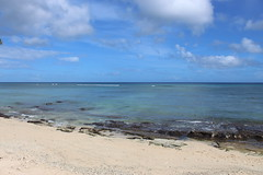 Blue Seas (Rckr88) Tags: blue seas blueseas bluesea sea waves wave water outdoors ocean coast coastline coastal coastlines beach beachsand sand rocks rock nature naturalworld outdoor travelling travel pointeauxbiches mauritius pointe aux biches