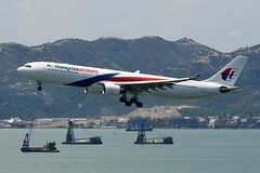 Malaysia Airlines 9M-MTA (Howard_Pulling) Tags: a330 a330300 malaysian