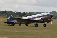 N25641 (Baz Aviation Photo's) Tags: n25641 douglas dc3c legend airways duxford daks over normandy