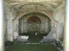 Belvedere con visita alla Chiesa Madonna della Croce (Itinerario N°408) 08-06-2019 (27) (Guest0835) Tags: matera chiesa affreschi grotta