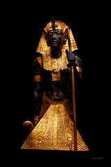 Toutânkhamon : Le Trésor du Pharaon (jeanenser) Tags: 2019 art expositions france toutânkhamon iledefrance paris égyptien