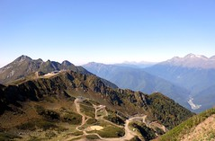 Mountain trail (Iviraleon) Tags: russia россия сочи sochi горы mountains mountain trail
