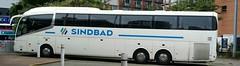 Leeds (Andrew Stopford) Tags: rp55882 scania k400eb2 irizar i6 sindbad albatrosbus eurolines leeds