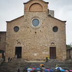 Church at San Gimignano, Italy thumbnail