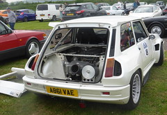 Renault 5 Turbo (1984) (andreboeni) Tags: renault 5 turbo 1984 r5 renault5 engine motor moteur classic car automobile cars automobiles voitures autos automobili classique voiture rétro retro auto youngtimer klassik classica classico f7r