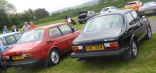 SAAB 99 Turbo (1981 & 1983)
