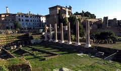 Near Colosseum (Iviraleon) Tags: italy италия rome рим ruins руины