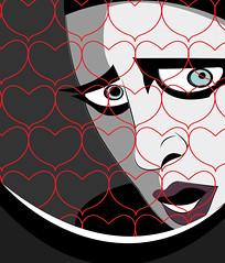 manson under the love1 (illustrationvintage) Tags: