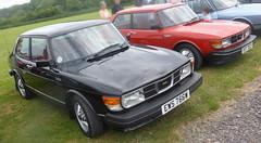SAAB 99 Turbo (1981 & 1983) (andreboeni) Tags: saab 99 turbo 1981 1983 classic car automobile cars automobiles voitures autos automobili classique voiture rétro retro auto youngtimer klassik classica classico