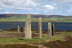 Ring of Brodgar, Orkney (Roger Wasley) Tags: ringofbrodgar orkney scotland neolithic henge stonecircle stromness unesco world heritage site history historic