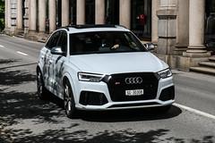Switzerland (St. Gallen) - Audi RS Q3 2015 (PrincepsLS) Tags: switzerland swiss license plate sg st gallen audi rs q3 2015 lugano spotting