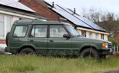 N464 DKC (Nivek.Old.Gold) Tags: 1996 land rover discovery tdi 5door 2495cc