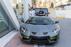 Lamborghini Aventador LP700-4 Hamann Nervudo (Alexandre Prevot) Tags: monaco mc voiture european cars automotive automobile exotics exotic supercars supercar worldcars auto car berline sport route transport déplacement parking luxe grandestsupercars ges montecarlo montecarlu 98000