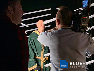 Bluefin TV - Equipped Crew Hire in London