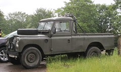 XME 699T (Nivek.Old.Gold) Tags: 1978 land rover 109 series 3 pickup 2520cc diesel