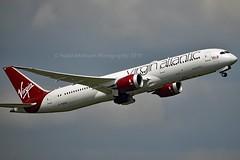 """Pearly Queen"" Virgin Atlantic Airways G-VBOW Boeing 787-9 Dreamliner cn/37978-534 @ EGLL / LHR 16-05-2019 (Nabil Molinari Photography) Tags: pearlyqueen virgin atlantic airways gvbow boeing 7879 dreamliner cn37978534 egll lhr 16052019"
