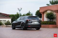 Mazda CX-9 - Vossen HF-1 Wheels - © Vossen Wheels 2018 - 1028 (VossenWheels) Tags: sdobbinsphoto sdobbinsvossen vossen mondera monderajapan sdobbins samdobbins vossenforged vossenjapan vossenjapanownersmeet vossenownersmeet vossenwheels