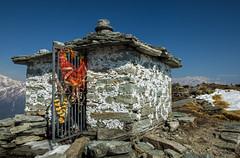 Top o' the mountain - Chandrashila (CoSurvivor) Tags: chandrashila tungnath chopta uttarakhand india himalayas templesofindia temple shiva hike trek himalaya garhwal lonelyplanetindia explore photography cosurvivor