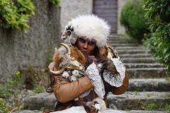 Parade vénitienne Yvoire 2019 (joménager) Tags: nikonpassion carnaval masque costume yvoire hautesavoie flash nikond3 nikonafs24120f4