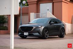 Mazda CX-9 - Vossen HF-1 Wheels - © Vossen Wheels 2018 - 1009 (VossenWheels) Tags: sdobbinsphoto sdobbinsvossen vossen mondera monderajapan sdobbins samdobbins vossenforged vossenjapan vossenjapanownersmeet vossenownersmeet vossenwheels