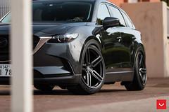 Mazda CX-9 - Vossen HF-1 Wheels - © Vossen Wheels 2018 - 1019 (VossenWheels) Tags: sdobbinsphoto sdobbinsvossen vossen mondera monderajapan sdobbins samdobbins vossenforged vossenjapan vossenjapanownersmeet vossenownersmeet vossenwheels