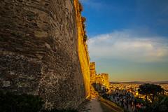 The Crowd Gave Way and I Arose Aghast—PB Shelley (ioannis_papachristos) Tags: citywalls thessalonikicitywalls salonica thessaloniki thessalonike thessalonika unesco worldheritagesites unescoworldheritage walls city byzantinewalls romanwalls history ruins trigonio alyseos triangletower tower eptapyrgio seventowers fortification medieval yedikule zincirlikule kusaklikule armoury prison decay culture fortifications bastion greece chiaroscuro stronghold battlement embattlement machiolation mirrorless canon papachristos canoneos eosrp goldenhour golden sunset dusk settingsun poetry poem shelley pbshelley emotion emotive shadows macedoniagreece makedonia macedoniatimeless macedonian macédoine mazedonien μακεδονια македонијамакедонскимакедонци