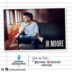 #Repost @jrmooremusic: Sixthman Sessions TODAY (Friday) at 3pm EASTERN! I'm only playing a few songs, so be sure to tune into Sixthman's Facebook page. And say nice things about me. @sxmliveloud (AllenMackMyersMooreNation) Tags: allen mack myers moore ammm