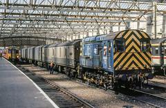 Citadel Shunter (SydPix) Tags: 08690 class08 shunter carlisle station wcml diesel locomotive railways trains sydyoung sydpix