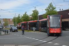 07.06.2019 (XXV); Aankomst Avenio 5061 (chriswesterduin) Tags: htm avenio siemens 5061 denieuwestadstram tram strassenbahn meppelwerf