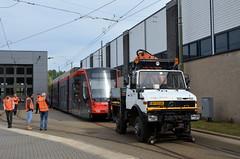 07.06.2019 (XXI); Aankomst Avenio 5061 (chriswesterduin) Tags: htm avenio siemens 5061 denieuwestadstram tram strassenbahn meppelwerf