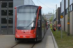 07.06.2019 (XX); Aankomst Avenio 5061 (chriswesterduin) Tags: htm avenio siemens 5061 denieuwestadstram tram strassenbahn meppelwerf