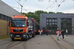 07.06.2019 (XII); Aankomst Avenio 5061 (chriswesterduin) Tags: htm avenio siemens 5061 denieuwestadstram tram strassenbahn meppelwerf