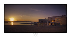 Sunset boulevard, Gijón (Jose Antonio. 62) Tags: españa spain asturias gijón beach playa sun sol sunset puestadesol