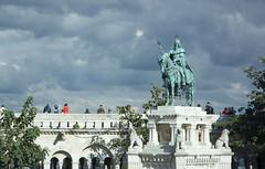 Statue of Saint Etienne (Loon Man Returns) Tags: stetienne saintetienne statue budapest