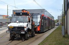 07.06.2019 (XXII); Aankomst Avenio 5061 (chriswesterduin) Tags: htm avenio siemens 5061 denieuwestadstram tram strassenbahn meppelwerf