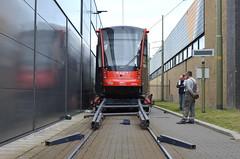 07.06.2019 (XVII); Aankomst Avenio 5061 (chriswesterduin) Tags: htm avenio siemens 5061 denieuwestadstram tram strassenbahn meppelwerf