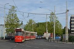 07.06.2019 (IX); Aankomst Avenio 5061 (chriswesterduin) Tags: htm avenio siemens 5061 denieuwestadstram tram strassenbahn meppelwerf gtl8 gtl