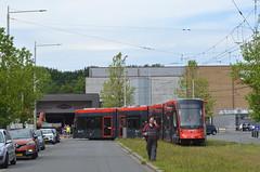07.06.2019 (XXIV); Aankomst Avenio 5061 (chriswesterduin) Tags: htm avenio siemens 5061 denieuwestadstram tram strassenbahn meppelwerf