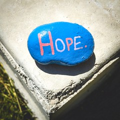 Brantford Painted Rocks #BPR #159 #EV (PEEJ0E) Tags: bpr 159 hope brantfordpaintedrocks facebook