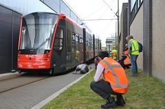 07.06.2019 (XIX); Aankomst Avenio 5061 (chriswesterduin) Tags: htm avenio siemens 5061 denieuwestadstram tram strassenbahn meppelwerf