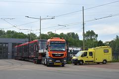 07.06.2019 (X); Aankomst Avenio 5061 (chriswesterduin) Tags: htm avenio siemens 5061 denieuwestadstram tram strassenbahn meppelwerf
