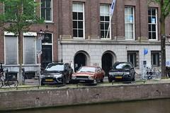 Ford Consul 1700 Sedan/Coupé 1974 (TedXopl2009) Tags: 04be01 ford consul 1700 cwodlp amsterdam