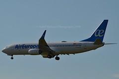 Air Europa EC-MXM Boeing 737-85P Winglets cn/60591-7072 @ EDDF / FRA 25-05-2019 (Nabil Molinari Photography) Tags: air europa ecmxm boeing 73785p winglets cn605917072 eddf fra 25052019