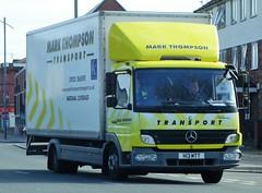 Mark Thompson Mercedes Benz Atego H13 MTT (sab89) Tags: mark thompson mercedes benz atego h13 mtt