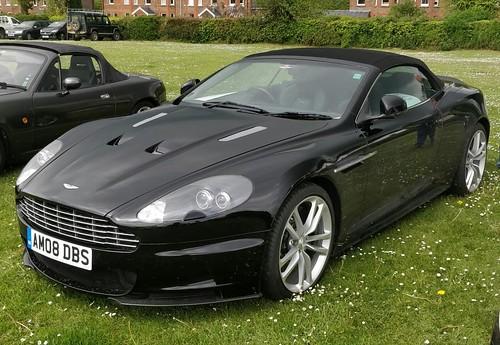 Aston-Martin DBS Volante (2008)