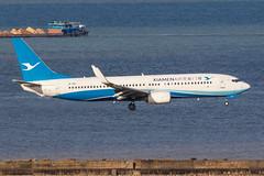 XIAMEN AIR B737-800(WL) B-1911 004 (A.S. Kevin N.V.M.M. Chung) Tags: aviation aircraft aeroplane airport airlines plane boeing b737 b737800wl xiamenairlines macauinternationalairport mfm spotting landing flying